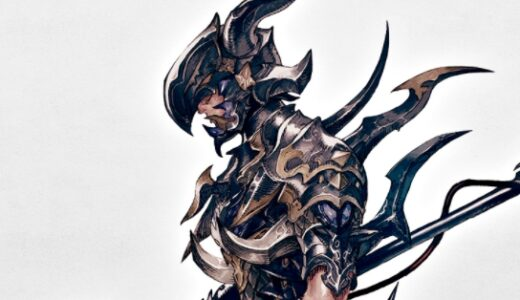 Lv50までの竜騎士(槍術士)のスキル回し【FF14】 2021/2